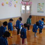♪マスカット  踊ったよ☺